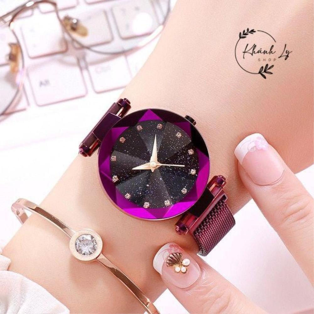 Khánh Ly Shop - Thương hiệu chuyên đồng hồ giá sỉ, đẹp xịn bền bỉ Ảnh 1
