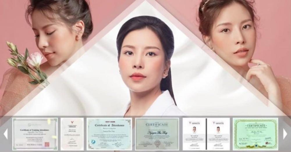 Master Nguyễn Thu Thủy - Cô gái 9x tạo nên thương hiệu Liyan Beauty Ảnh 4