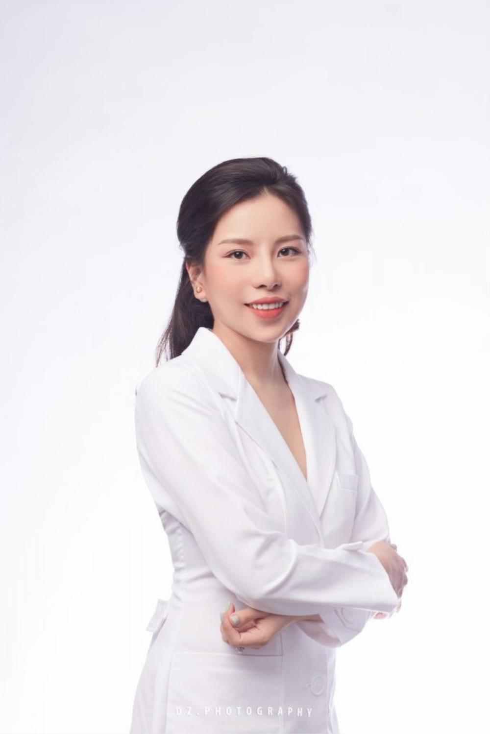 Master Nguyễn Thu Thủy - Cô gái 9x tạo nên thương hiệu Liyan Beauty Ảnh 1