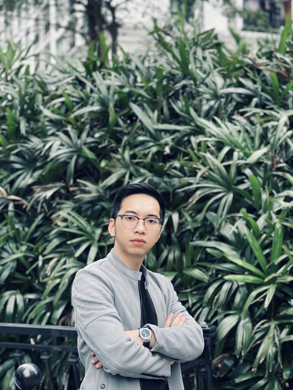 CEO Hoàng Đặng và hành trình khởi nghiệp vươn ra thế giới Ảnh 1