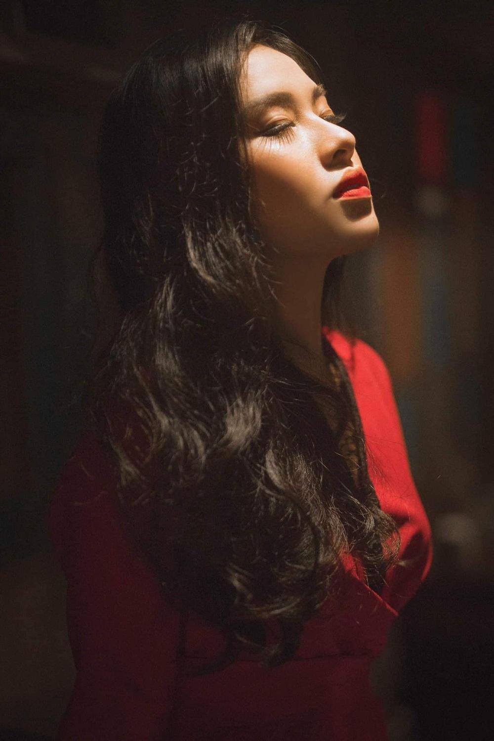 Hàn Vy - nữ sinh Đại học Văn hoá nghệ thuật quân Ảnh 4