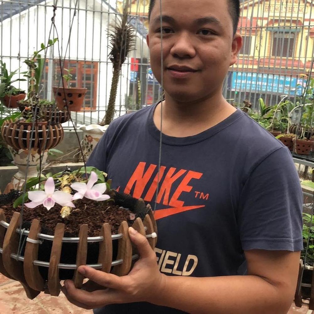 Nghệ nhân Nguyễn Đức Đại – chinh phục được hoa lan là một việc làm đầy thử thách Ảnh 2