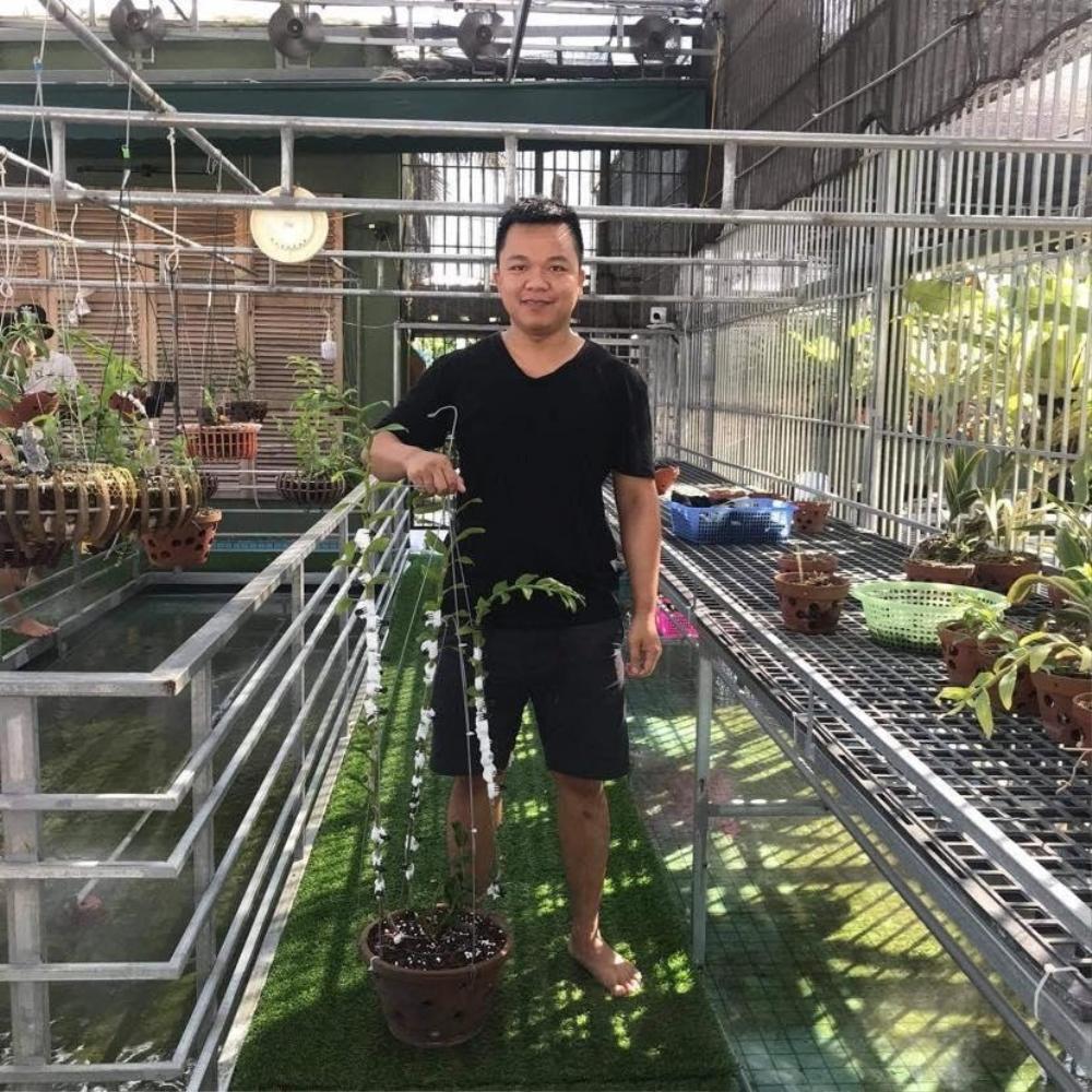 Nghệ nhân Nguyễn Đức Đại – chinh phục được hoa lan là một việc làm đầy thử thách Ảnh 1
