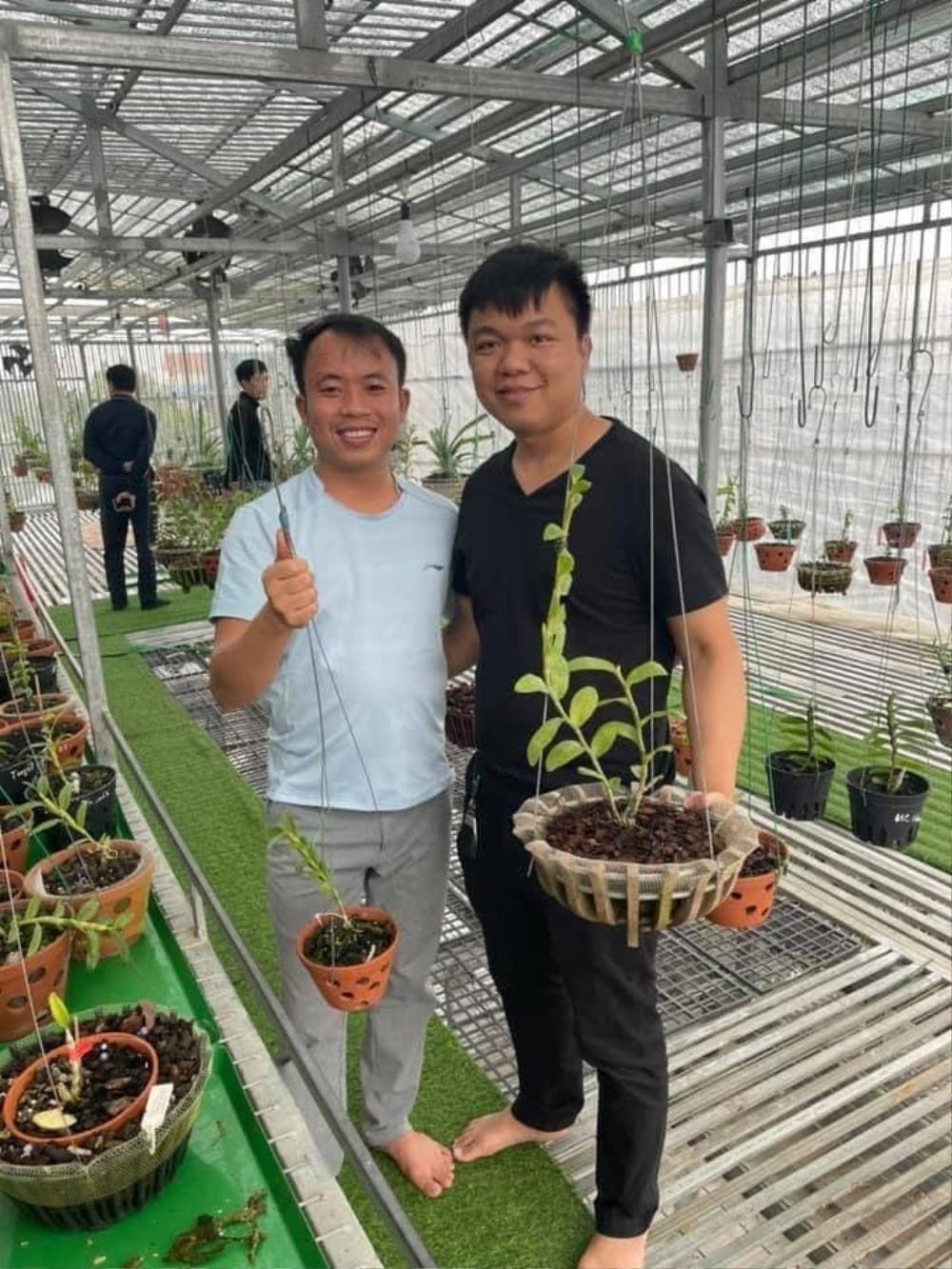 Nghệ nhân Nguyễn Đức Đại – chinh phục được hoa lan là một việc làm đầy thử thách Ảnh 3