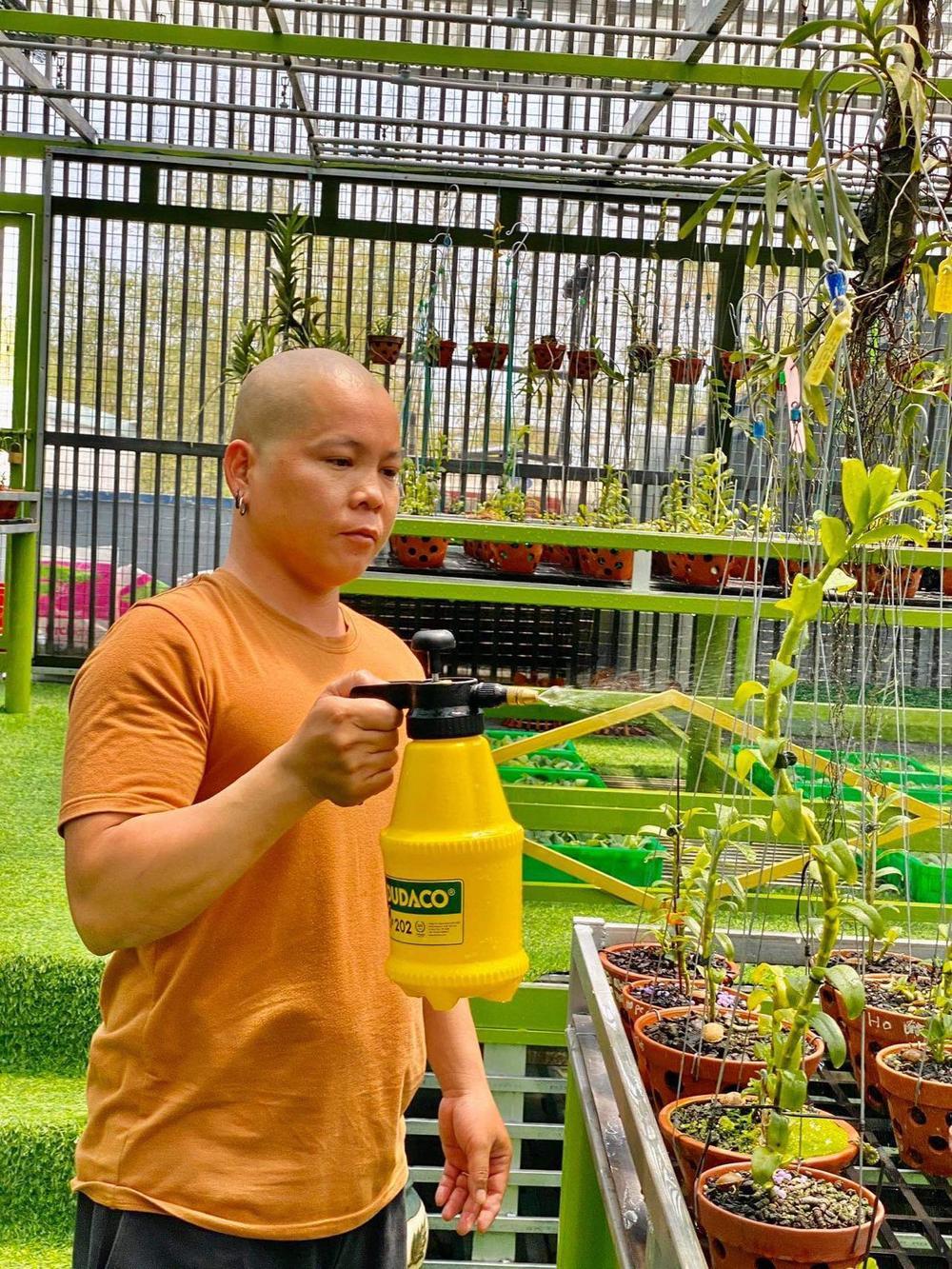 Nghệ nhân Nguyễn Văn Phương: Từ chàng DJ tới ông chủ vườn lan giá trị Ảnh 3