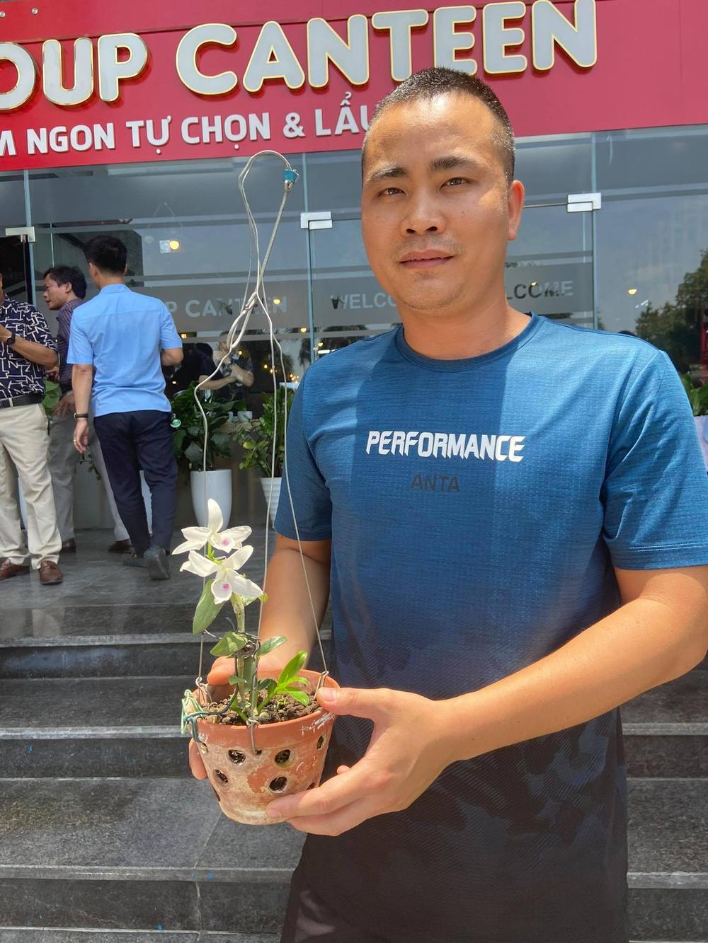 Ông chủ vườn lan Huỳnh Long và mối cơ duyên đặc biệt với hoa lan Ảnh 6