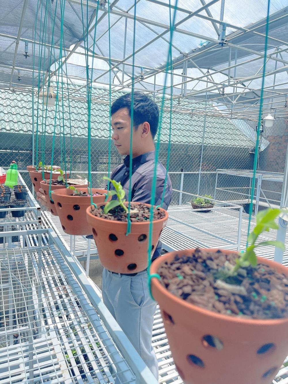 Nghệ nhân hoa lan Trần Quốc Hoà: Hành trình khởi nghiệp thành công đến từ niềm đam mê mãnh liệt với hoa lan Ảnh 4