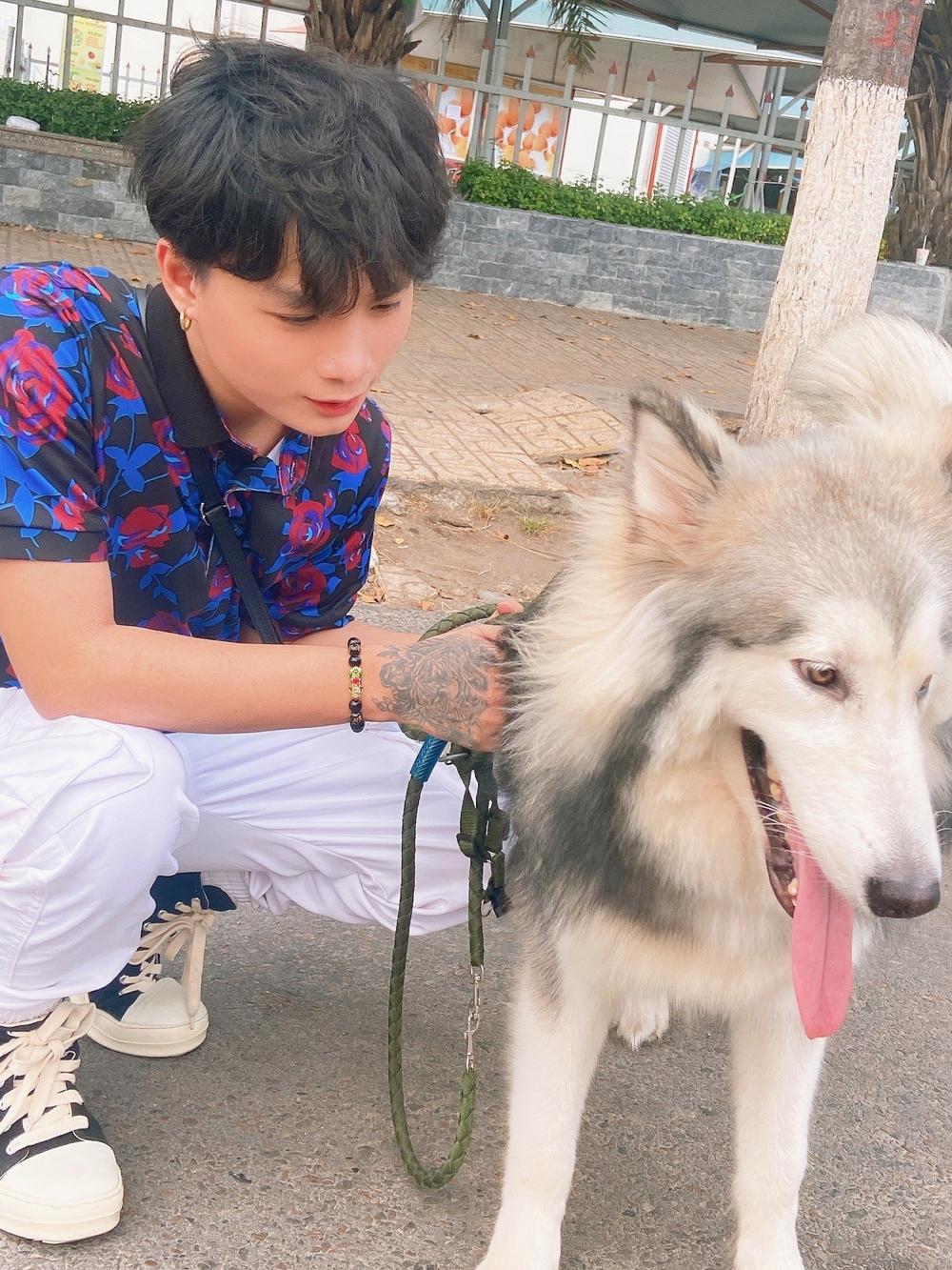 Con đường trở thành diễn viên chuyên nghiệp của chàng trai trẻ Bình Thuận Ảnh 4
