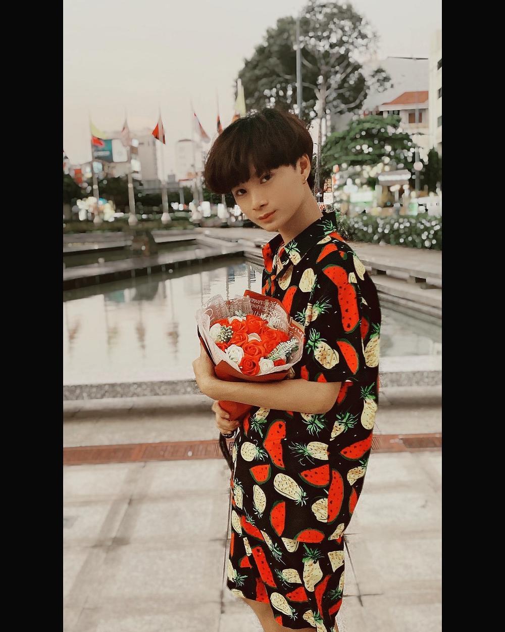 Con đường trở thành diễn viên chuyên nghiệp của chàng trai trẻ Bình Thuận Ảnh 2