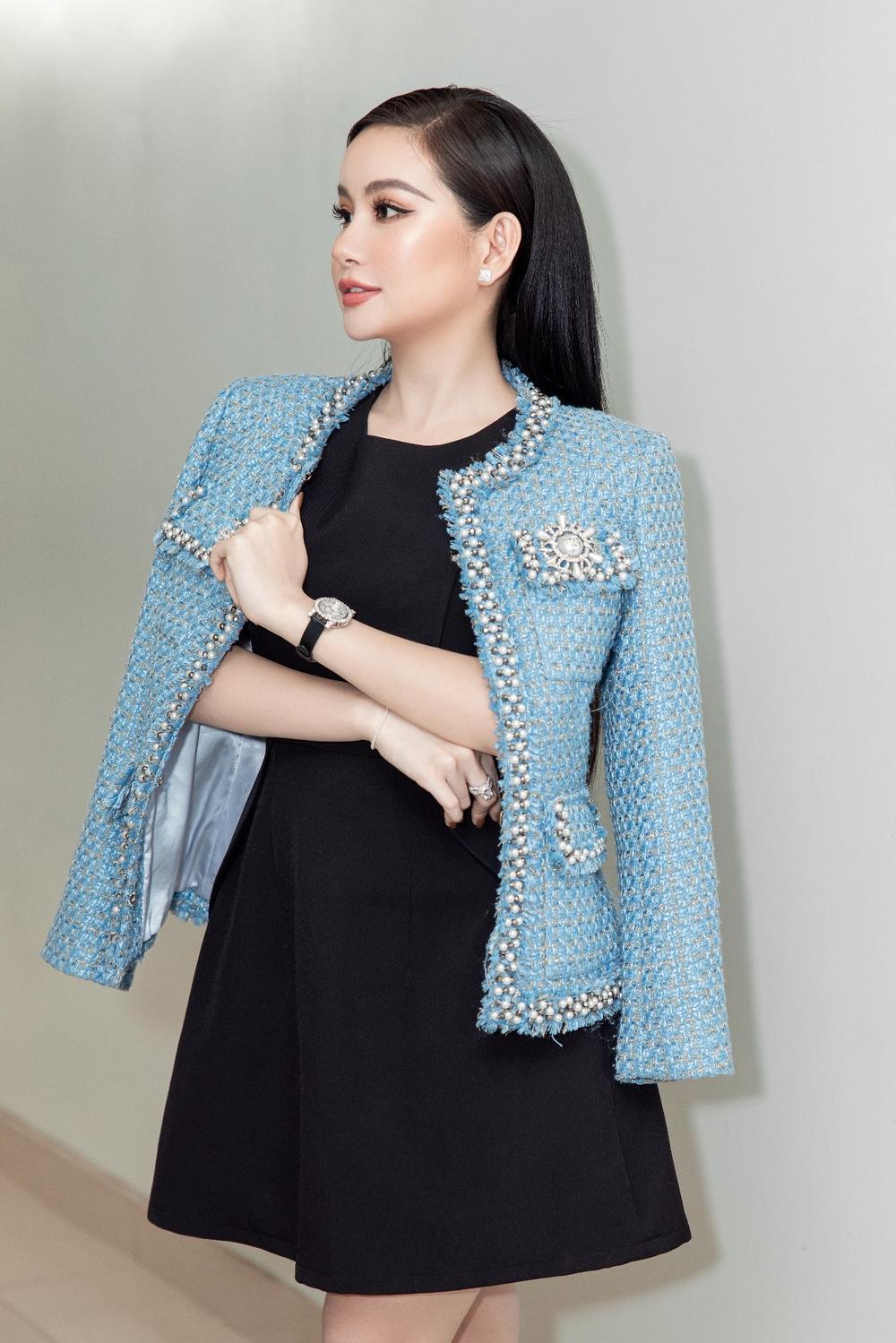 Doanh nhân Võ Thị Ngọc Huyền đảm nhận vai trò giám khảo cuộc thi HUTECH Startup Wings 2021 Ảnh 5