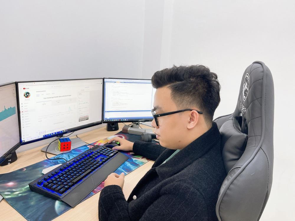 CEO Hoàng Văn Ngọc - Khi niềm đam mê dệt nên khát vọng vươn tầm quốc tế Ảnh 2