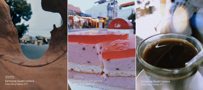 Loạt travel blogger săn ảnh macro 'chất lừ' cùng Galaxy A51 và Galaxy A71