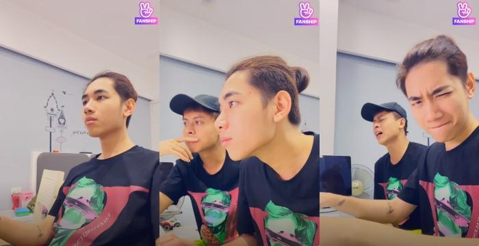 K-ICM và APJ mở mini-concert tại gia, cho fan cứng nghe trước bài hát mới về Covid-19 Ảnh 4
