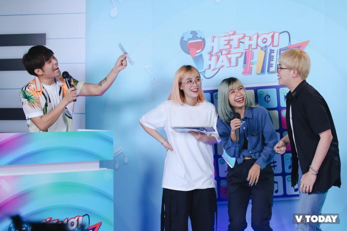 Hết hơi hát hit tập 2: Duy Khánh tiết lộ rất ghét 'Tuesday', cùng Gin Tuấn Kiệt, Misthy và Di Di 'quẩy' điên đảo hit 'How You Like That' (BlackPink) Ảnh 2