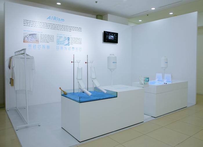 Dấu ấn công nghệ tại Sự kiện Triển lãm đặc biệt của UNIQLO tại Hà Nội mở cửa đón công chúng vào 2 ngày 12 và 13/09 Ảnh 2