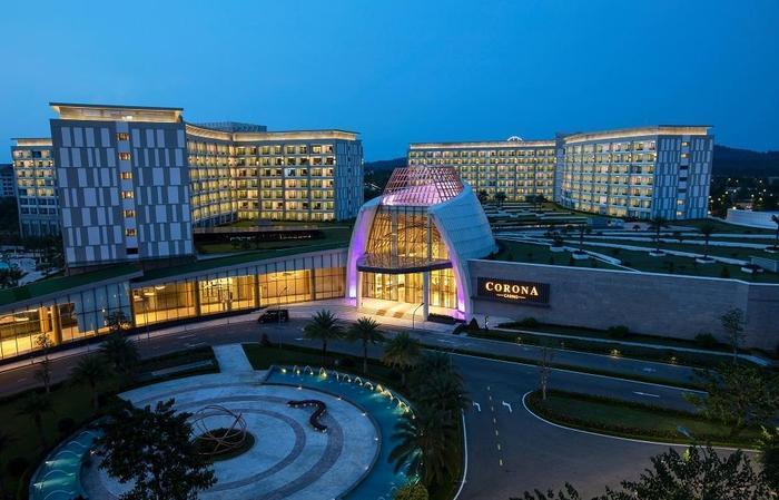 Bên trong casino đầu tiên dành cho người Việt vào chơi tại Việt Nam Ảnh 1