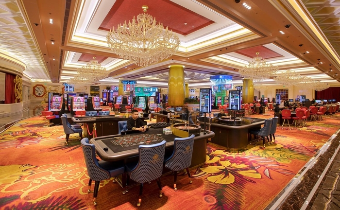 Bên trong casino đầu tiên dành cho người Việt vào chơi tại Việt Nam Ảnh 4