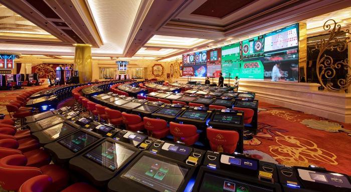 Bên trong casino đầu tiên dành cho người Việt vào chơi tại Việt Nam Ảnh 5