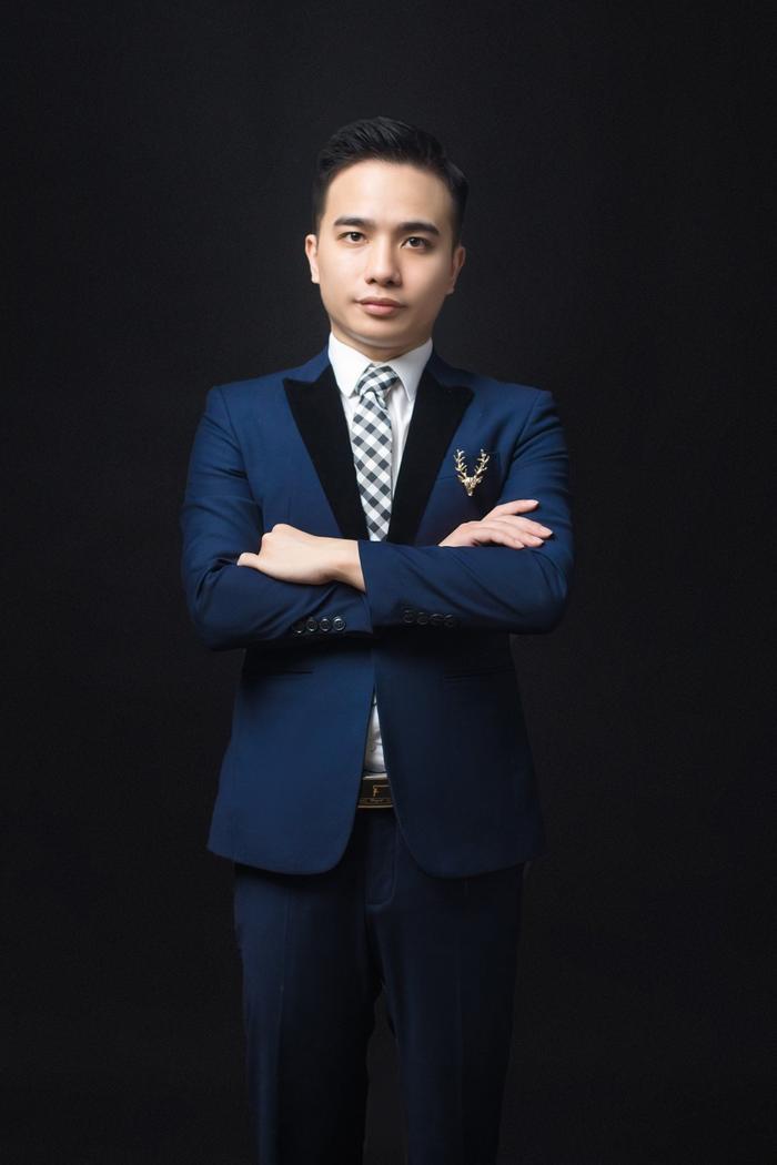 Vũ Tuấn Anh - 9x giúp loạt nghệ sĩ Việt nhận 'tick xanh' Facebook Ảnh 1