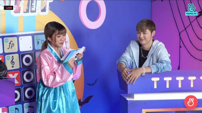 Hết hơi hát hit: Thanh Duy khiến MisThy và Di Di xanh mặt khi hát 'Chúc bé ngủ ngon' phiên bản... kinh dị Ảnh 19