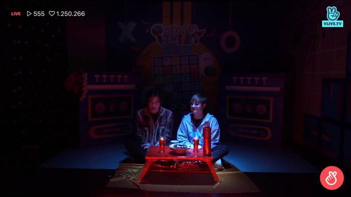 Hết hơi hát hit: Thanh Duy khiến MisThy và Di Di xanh mặt khi hát 'Chúc bé ngủ ngon' phiên bản... kinh dị Ảnh 1