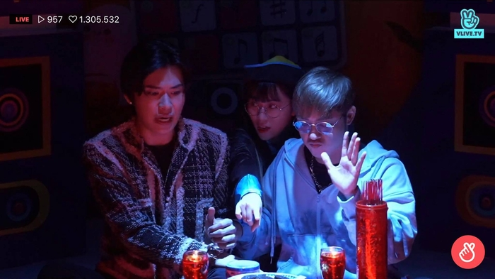 Hết hơi hát hit: Thanh Duy khiến MisThy và Di Di xanh mặt khi hát 'Chúc bé ngủ ngon' phiên bản... kinh dị Ảnh 3