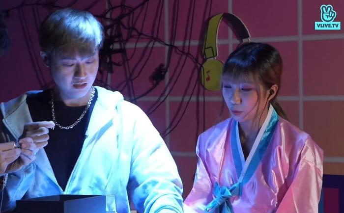Hết hơi hát hit: Thanh Duy khiến MisThy và Di Di xanh mặt khi hát 'Chúc bé ngủ ngon' phiên bản... kinh dị Ảnh 15