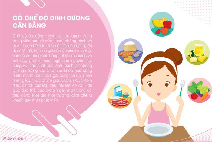 6 lời khuyên giúp các bạn gái nhẹ nhàng nói câu: 'say goodbye' với mụn trứng cá Ảnh 3