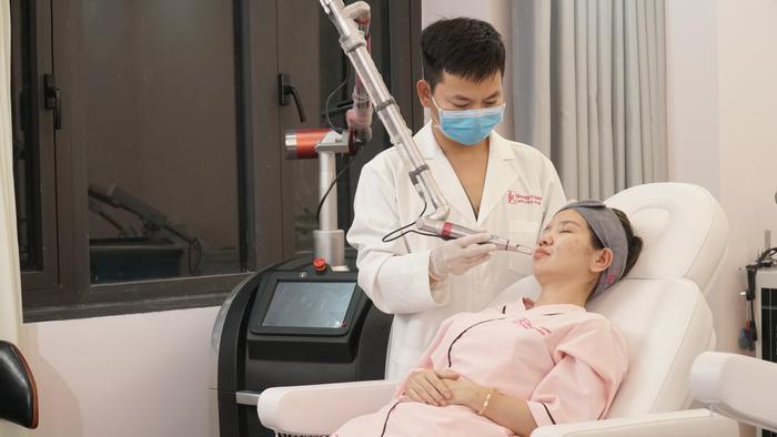 Phụ nữ Việt phát sốt với công nghệ căng chỉ Be - Young chuẩn y khoa hiện đại từ Hàn Quốc Ảnh 4