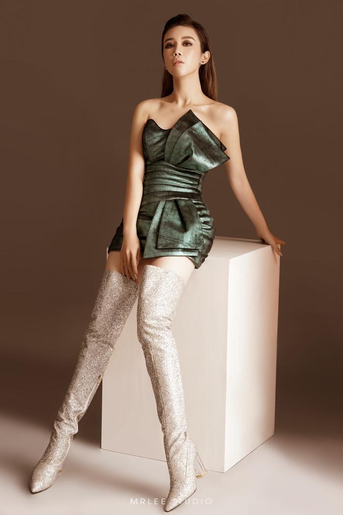 Fashion Influencer Vân Nhi: Từ cô gái nhỏ lớn lên cùng 'bụi vải' đến Hotmom 'mặc gì cũng đẹp' hướng dẫn phối đồ mà cả mấy chục nghìn người follow trên Tiktok! Ảnh 4