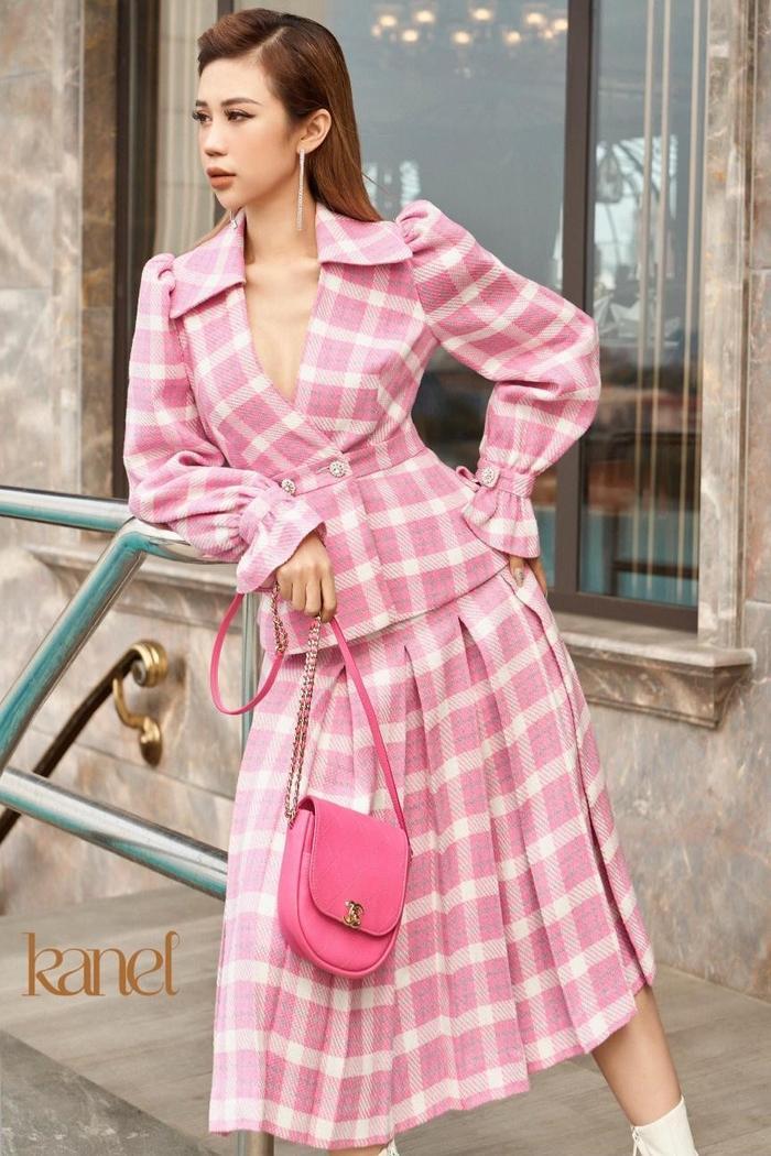 Fashion Influencer Vân Nhi: Từ cô gái nhỏ lớn lên cùng 'bụi vải' đến Hotmom 'mặc gì cũng đẹp' hướng dẫn phối đồ mà cả mấy chục nghìn người follow trên Tiktok! Ảnh 5