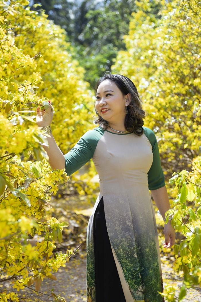 CEO Nguyễn Thị Ngọc Nhi: Người phụ nữ thành công nhờ phát triển áo dài Việt Ảnh 1