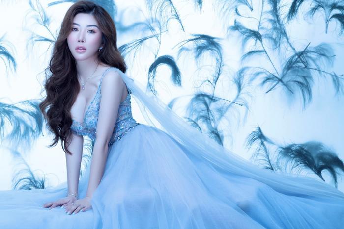 Trương Lệ Vân: 'Đừng để lãng phí thanh xuân của mình với người không xứng đáng' Ảnh 3