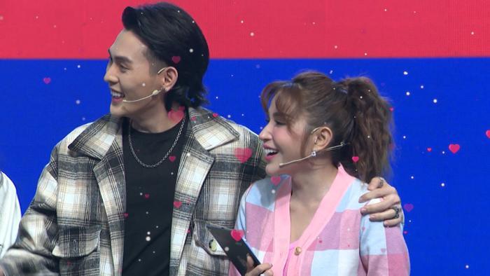 'Vợ chồng son' Võ Đăng Khoa và Khả Như phát 'cẩu lương' tới tấp trên sóng truyền hình Ảnh 3