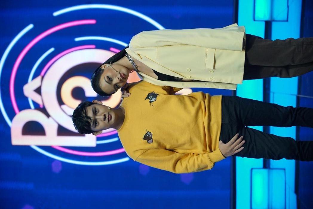 'Vợ chồng son' Võ Đăng Khoa và Khả Như phát 'cẩu lương' tới tấp trên sóng truyền hình Ảnh 5