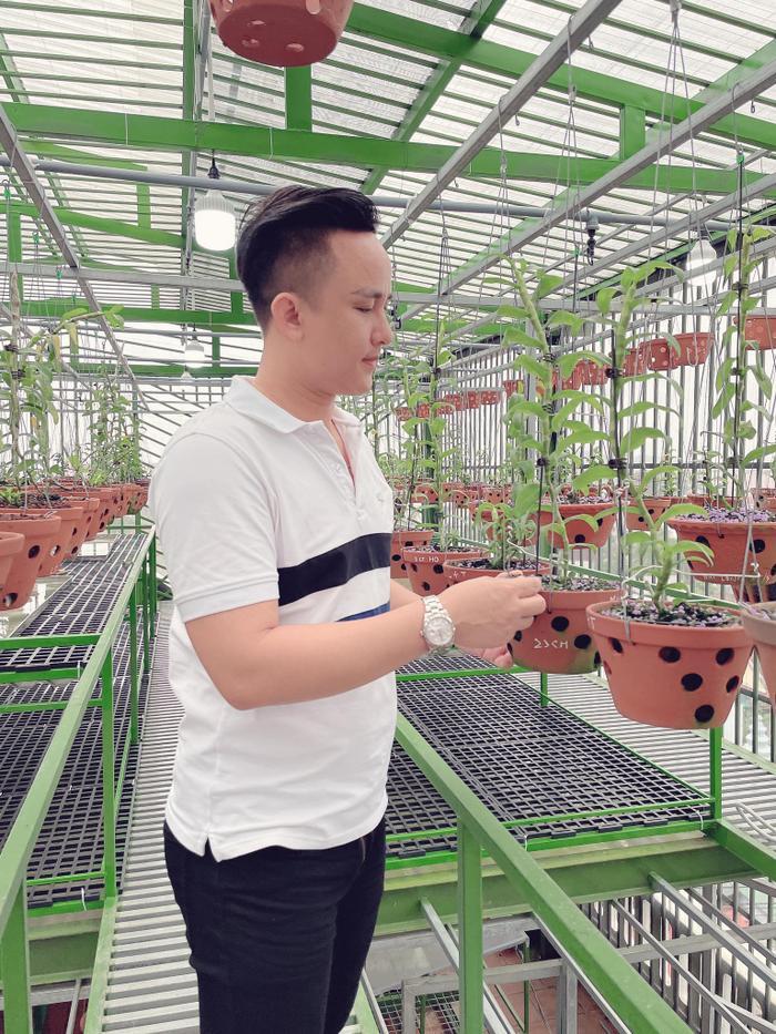 Ông chủ vườn lan 8X Tịnh Thắng: Từ tò mò sưu tầm nhiều giống hoa giá trị Ảnh 6