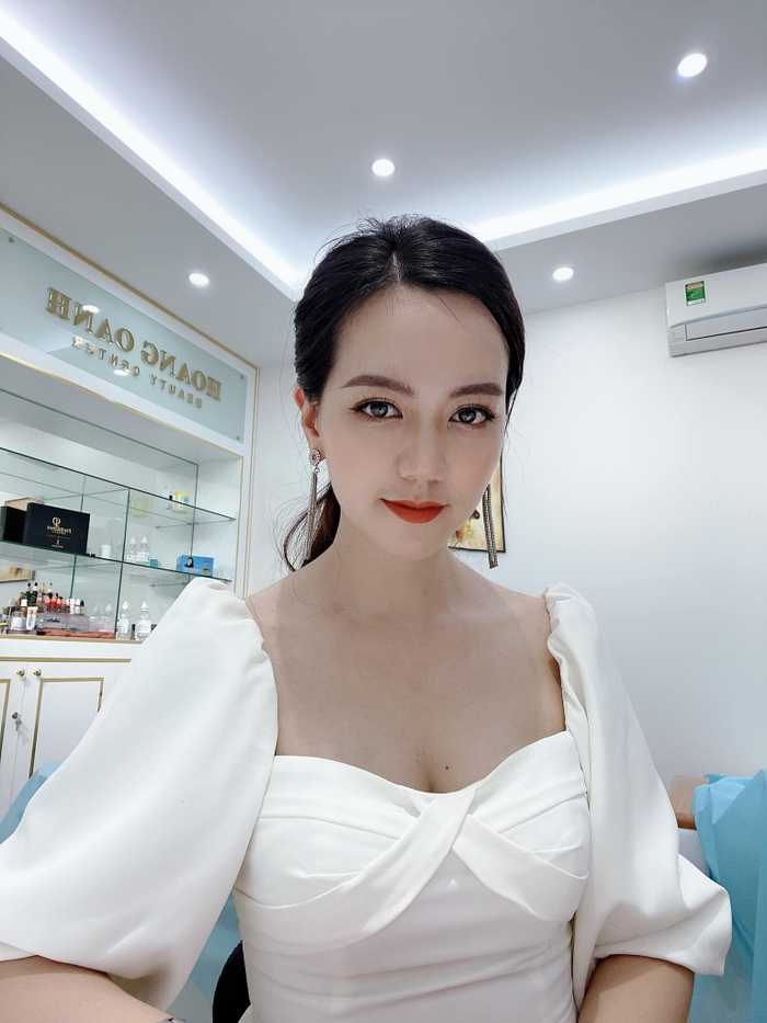 Master Hoàng Oanh - Từ thạc sĩ kinh doanh đến nghệ nhân phun xăm Ảnh 2