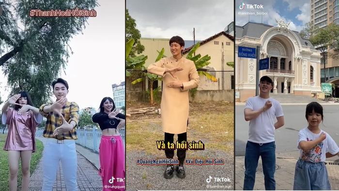 Vũ điệu hồi sinh, từ hot trend Tiktok đến tuyên ngôn thế hệ S Ảnh 4