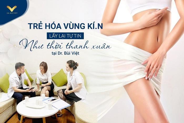 Bác sĩ Bùi Minh Việt và sứ mệnh gìn giữ tuổi xuân cho phụ nữ Việt Ảnh 3