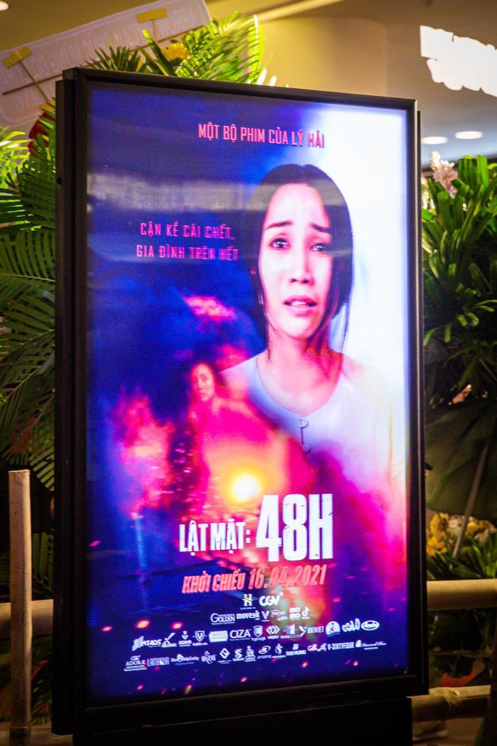 Poster tranh 3D giúp 'Lật mặt: 48H' của Lý Hải thắng lớn về doanh thu ra sao? Ảnh 5