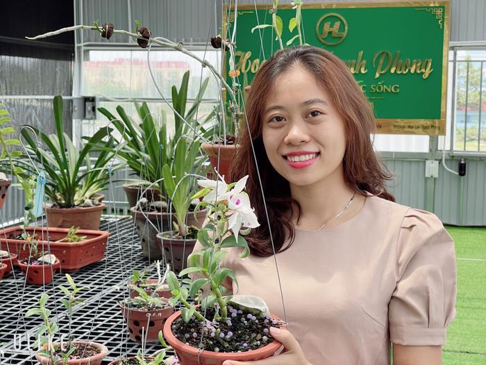 Câu chuyện sở hữu hàng chục loài lan quý của cô chủ Thùy Linh Ảnh 5