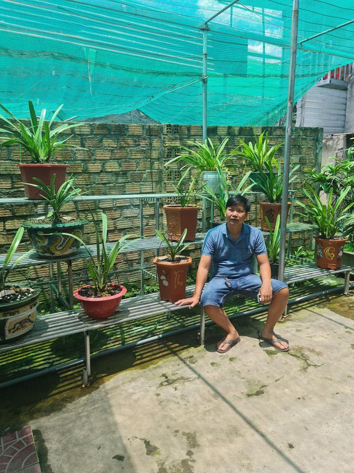Chàng trai 8X Hữu Xướng: Người 'vượt khó' 15 năm cùng hoa lan Ảnh 1