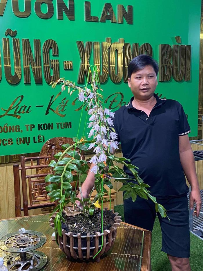 Chàng trai 8X Hữu Xướng: Người 'vượt khó' 15 năm cùng hoa lan Ảnh 3