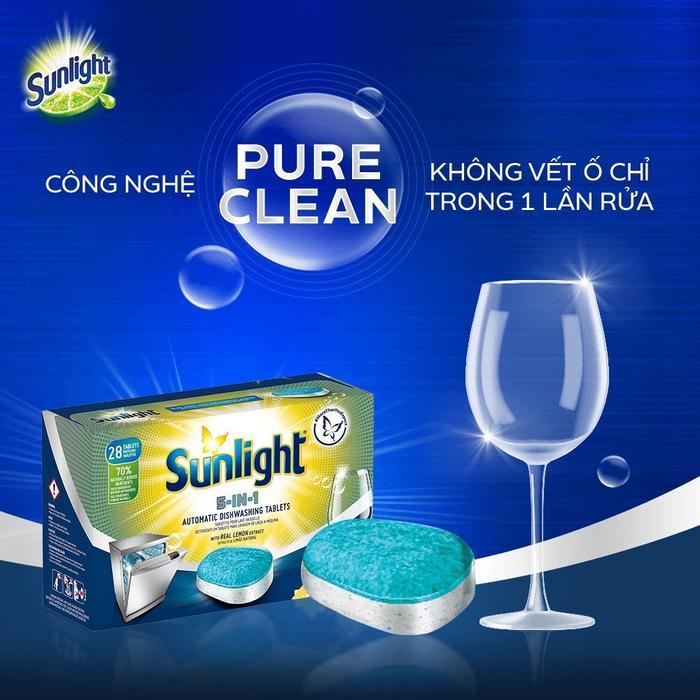 Bận đến mấy thì nhà cửa, quần áo vẫn sạch tinh tươm với loạt 'trợ thủ' từ Unilever Ảnh 3