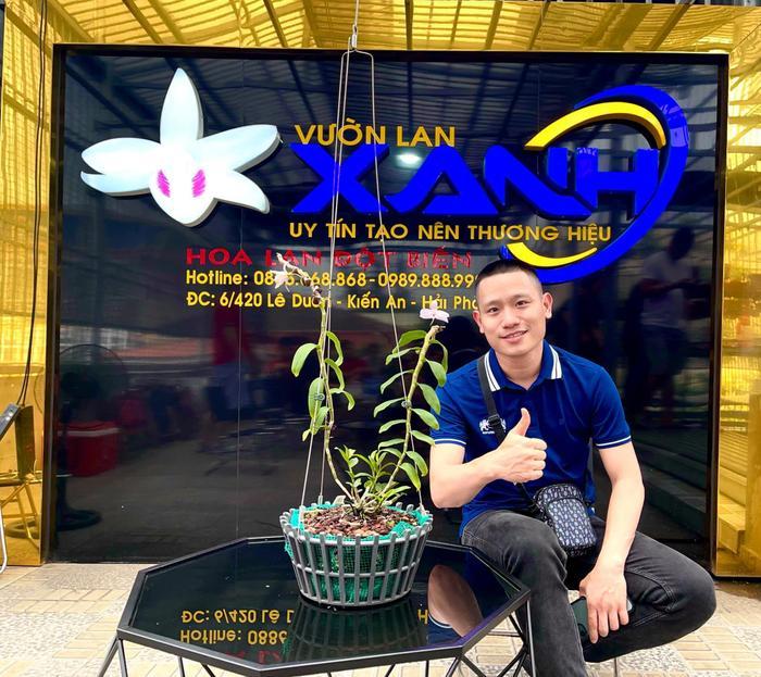 Nghệ nhân Phan Tiến tư vấn cách chọn giống hoa lan chất lượng nhất Ảnh 2