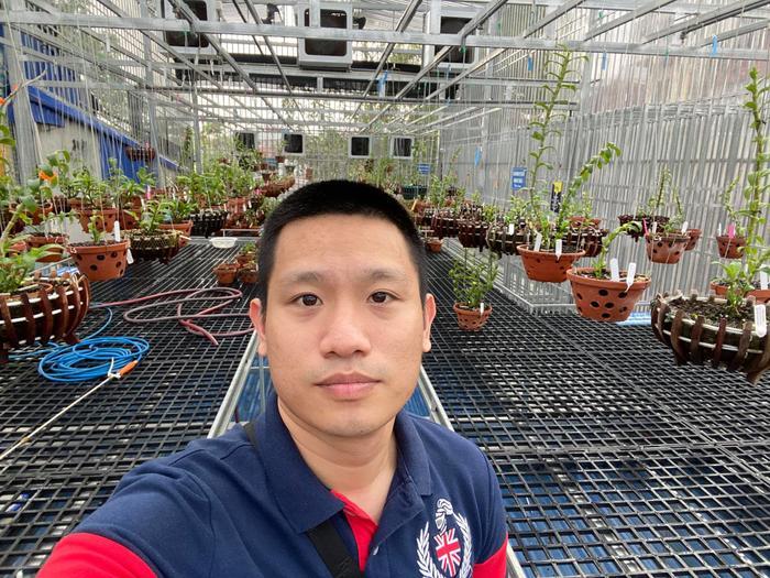 Nghệ nhân Phan Tiến tư vấn cách chọn giống hoa lan chất lượng nhất Ảnh 3