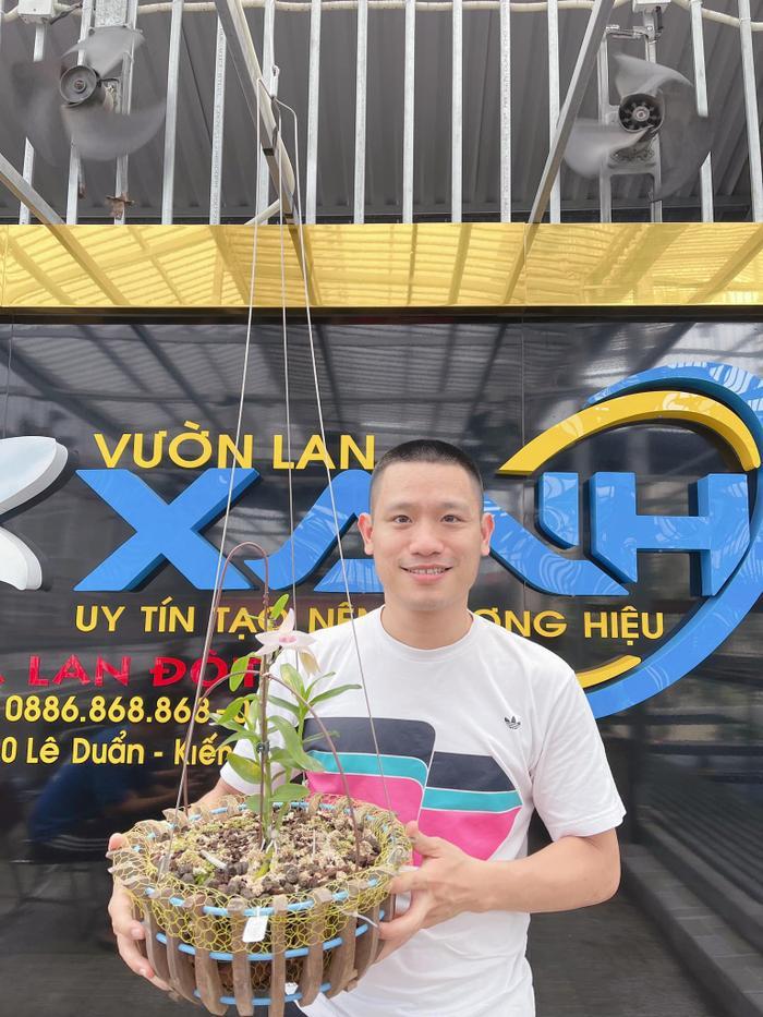 Nghệ nhân Phan Tiến tư vấn cách chọn giống hoa lan chất lượng nhất Ảnh 4