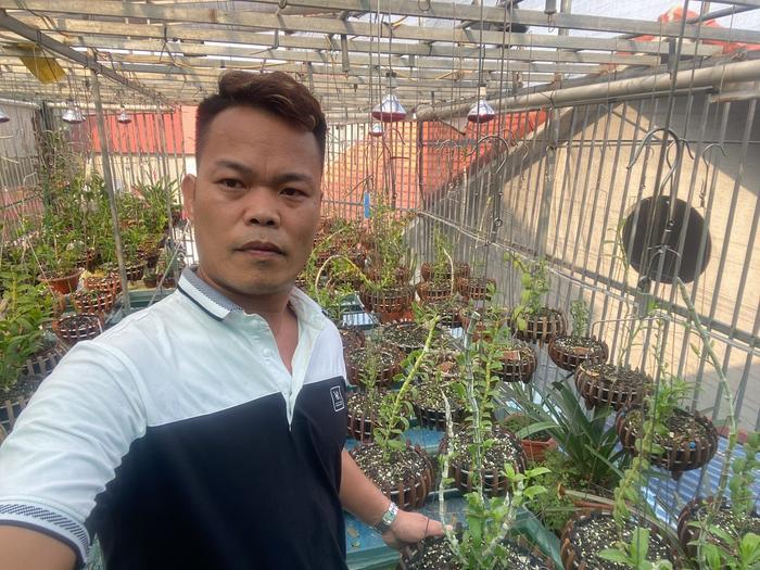Nghệ Nhân Phạm Anh Dũng chia sẻ bí quyết trồng lan ai cũng có thể làm được Ảnh 1