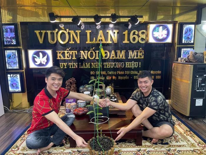Thiếu gia họ Nguyễn: 'Trong nuôi trồng lan, khâu chọn giống là yếu tố quyết định' Ảnh 2