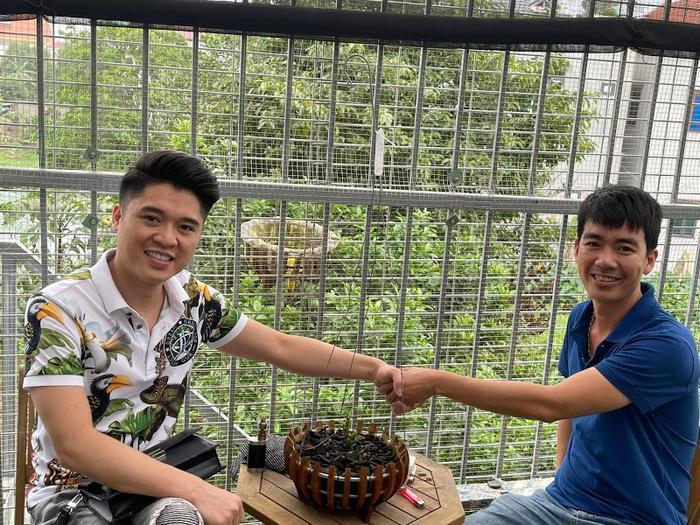 Thiếu gia họ Nguyễn: 'Trong nuôi trồng lan, khâu chọn giống là yếu tố quyết định' Ảnh 4